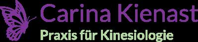 Logo Carina Kienast Praxis für Kinesiologie 85229 Markt Indersdorf