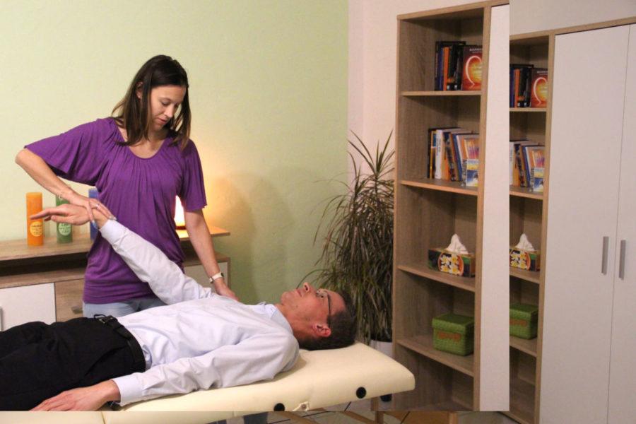 Touch for Health (nach Dr. John F. Thie) - Kinesiologie Markt Indersdorf
